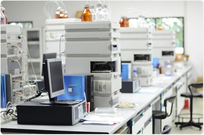 Chemistry HPLC