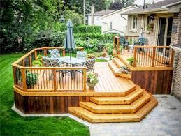 Deck Building Contractor